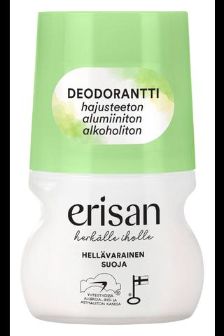 Erisan Hajusteeton Deodorantti roll-on 50 ml