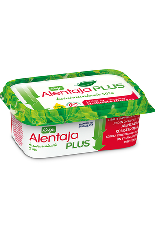 Keiju Alentaja Plus 250g kasvirasvalevite 50%