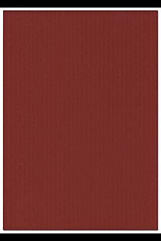 Kartonki joulunpunainen 50x70cm 220gsm