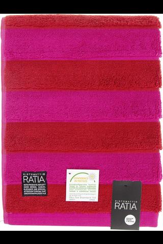 Ristomatti Ratia Texture käsipyyhe 50x70