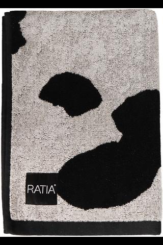 Ratia City Blossom käsipyyhe 50x70 cm