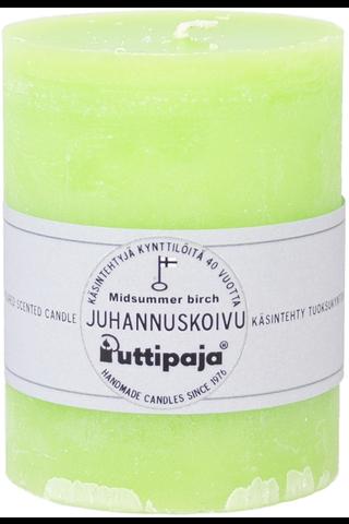 Puttipaja tuoksukynttilä 7,3x10cm Juhannuskoivu