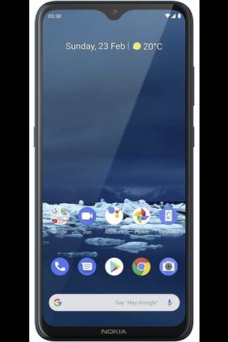 Nokia Älypuhelin 5.3 syaani