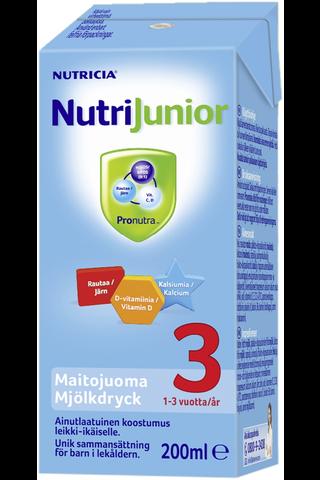 Maitojuoma 1-3V
