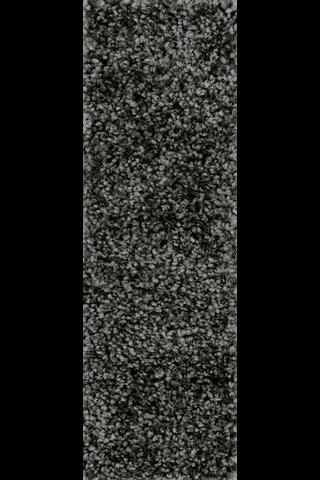 Vallila matto Toffee 80x200cm tummanharmaa