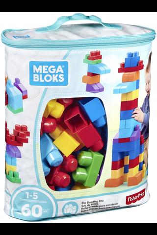 Mega Blocks puuhapalikat DCH55 sininen 60kpl