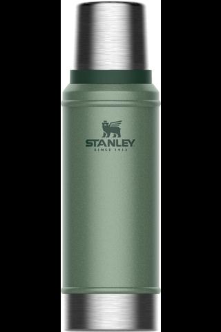 Stanley termospullo classic vihreä 0,7l