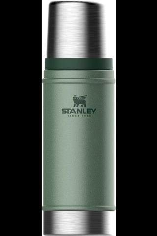 Stanley termospullo classic vihreä 0,47l