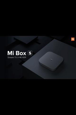 Mi box tv mediatoistin s 4k android