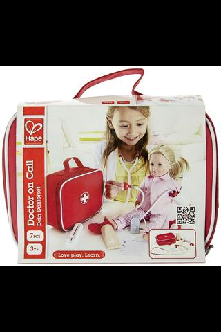 Hape Lääkärintarvikkeet lelu 3v+