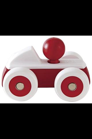 Kilpa-auto punainen
