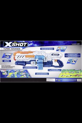 Zuru leikkiase X-SHOT-EXCEL Turbo Advance B-S001