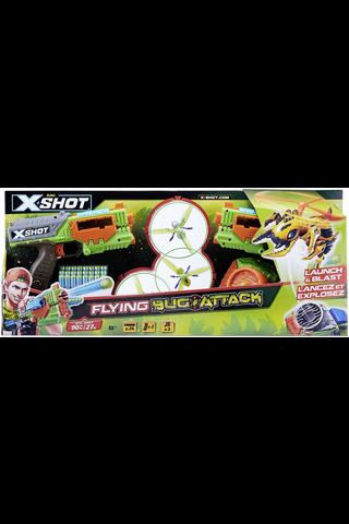 X-Shot Bug Attack Swarm Seeker
