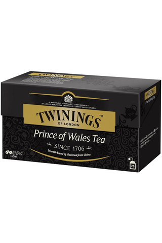 Twinings 25x2g Prince of Wales tea