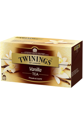 Twinings 25x2g Vanilla tee