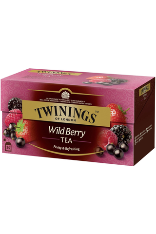 Twinings 25x2g Wild Berries tee