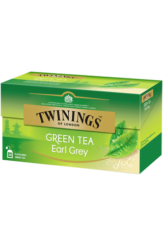 Twinings 25x1,6g  Green Tea Earl Grey