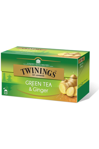 Twinings 25x1,6g Inkivääri Vihreä Tee