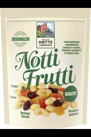 Den Lille Nøttefabrikken 400g Nötti Frutti pähkinä-hedelmäsekoitus rypsiöljyssä paahdettu