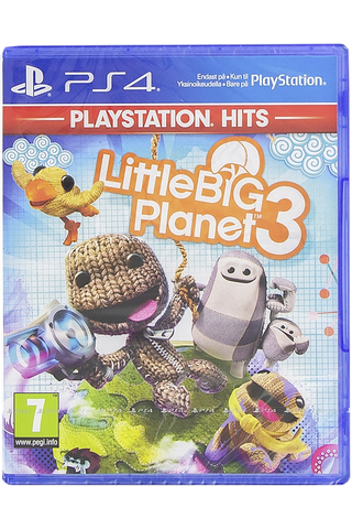 PlayStation 4 Little Big Planet