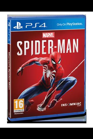 PlayStation 4 Marvel's Spider-Man