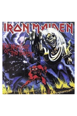 Iron Maiden:the Number Of