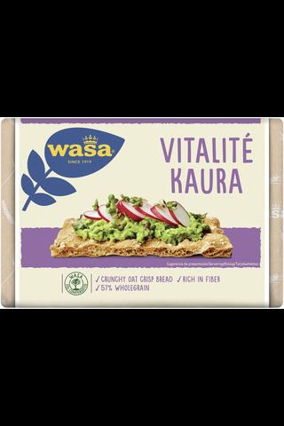 Wasa Vitalite Kaura näkkileipä 280g