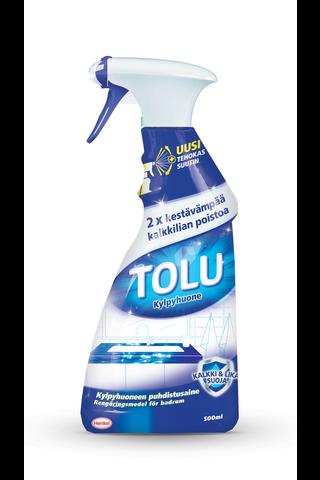 Tolu 500ml Kylpyhuone puhdistusaine spray
