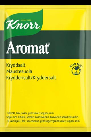 Knorr Maustesuola Aromat täyttöpussi 90g