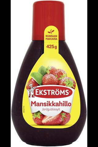 Ekströms mansikkahillo 425g