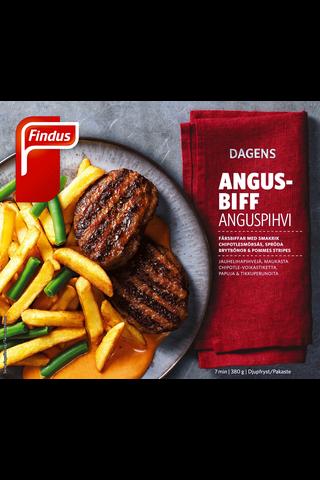 Findus Dagens Grillattu Anguspihvi 380g, pakaste