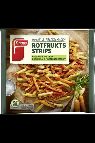 Findus Porkkana ja palsternakkatikut 450g, pakaste