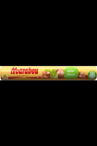 Marabou 78g Mint Choco suklaanappirulla