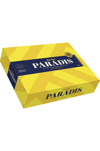 Marabou Paradis konvehteja 500g