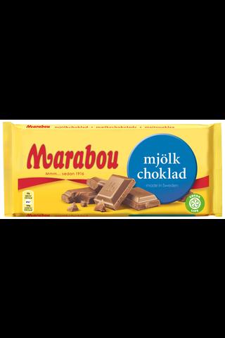 Marabou Mjölkchoklad 200g