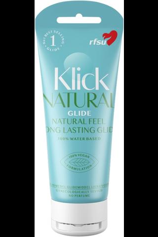 Klick Natural Glide 100ml liukuvoide