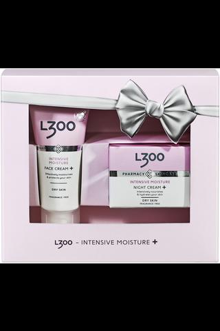L300 Intensive Moisture 2x60/50ml kasvovoide, yövoide lajitelma