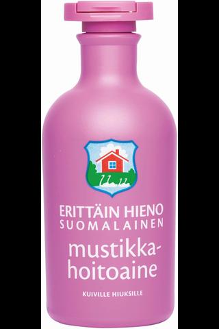 Erittäin Hieno Suomalainen Mustikkahoitoaine 300ml