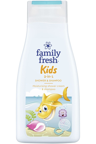 Family Fresh 500ml Kids shower & shampoo suihkusaippua
