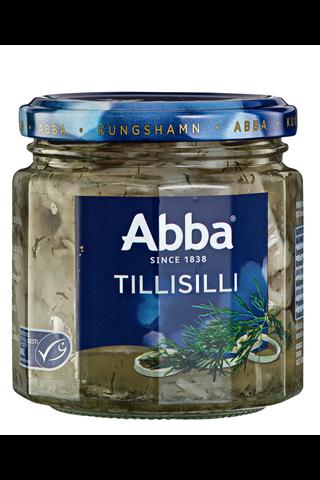 Abba MSC tillisilli 240/120g