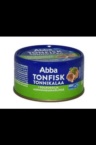 Abba MSC tonnikalaa öljyssä 200/150g
