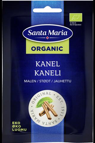 Santa Maria 17g kaneli jauhettu luomu