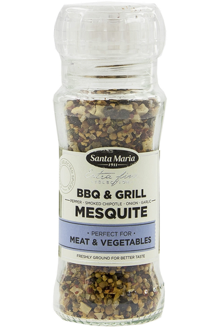 Santa Maria 85g Bbq & Grill Mesquite maustemylly