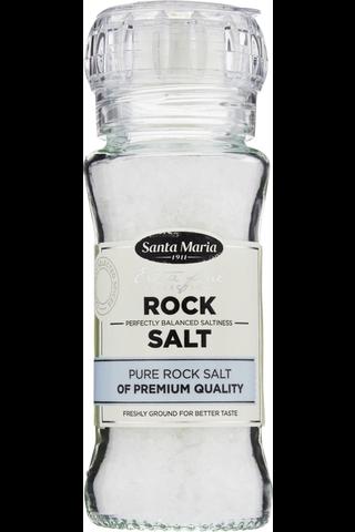 Santa Maria 140g Rock Salt vuorisuola