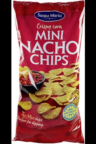 Sm mini nacho chips 475g