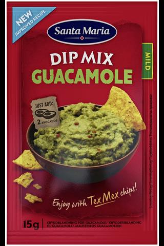 Santa Maria 15G Dip Mix Guacamole