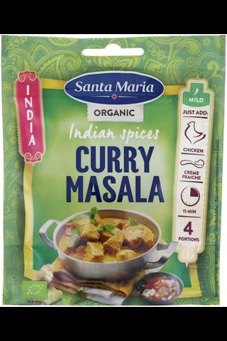 Santa Maria 30g Curry Masala luomu