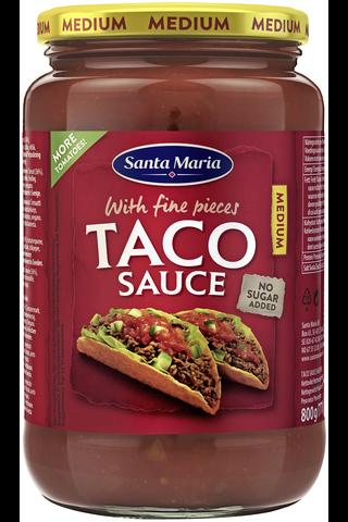 Santa Maria 800g Taco Sauce medium