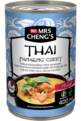 Mrs Cheng's Thai Panaeng Curry Valmis ateriakastike 400ml