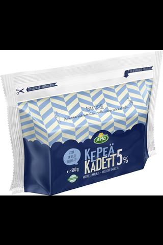 Arla Kepeä Kadett 5% 500 g